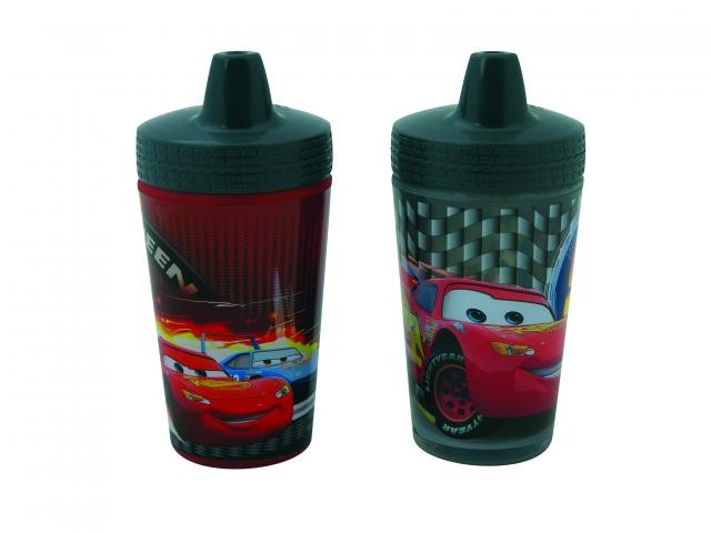 Disney's Cars 2-Pack Insulated Sippy Cups 46F-M41-Y9257