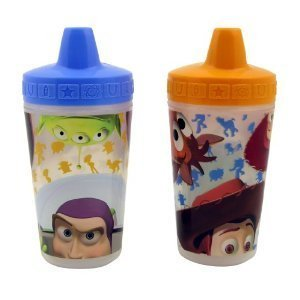 Toy Story 2-Pack Insulated Sippy Cups 46F-M41-Y9771