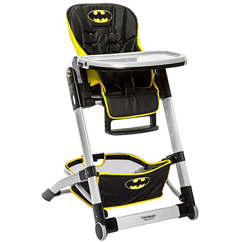 KidsEmbrace Batman Deluxe High Chair