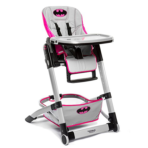 KidsEmbrace Deluxe Batgirl High Chair