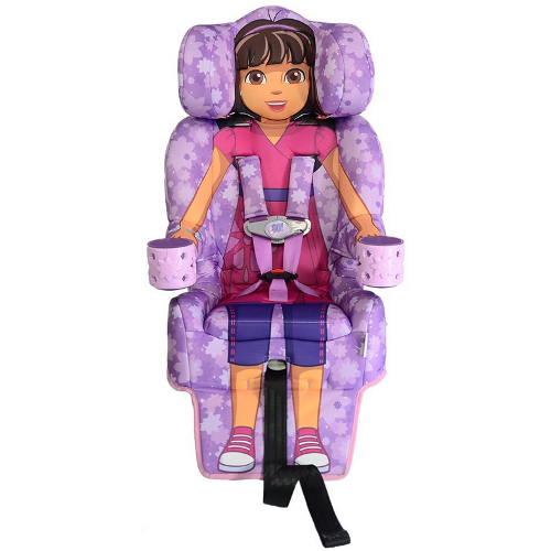 Kids Embrace Harness Booster Car Seat - Dora the Explorer 46R-Q94-65501DOR