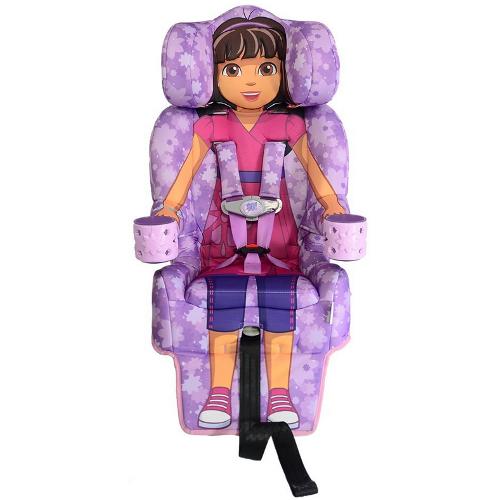 Kids Embrace Harness Booster Car Seat - Dora the Explorer 46R-Q94-65501DOR