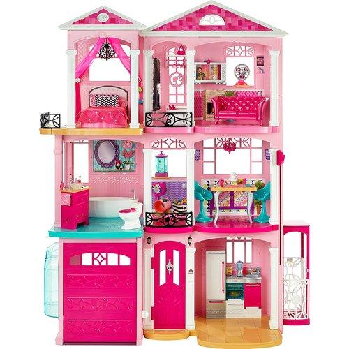 Barbie Dream House Playset 12D-766-FFY84