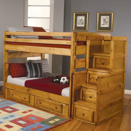 Wrang Full / Full Bunk Bed
