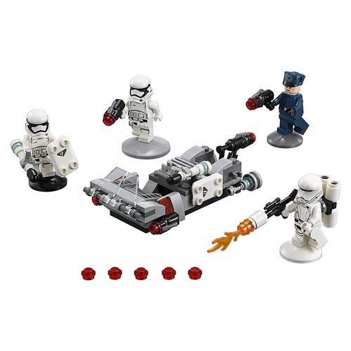 Lego Star Wars First Order Transport Speeder Battle Pack 12L-P67-75166