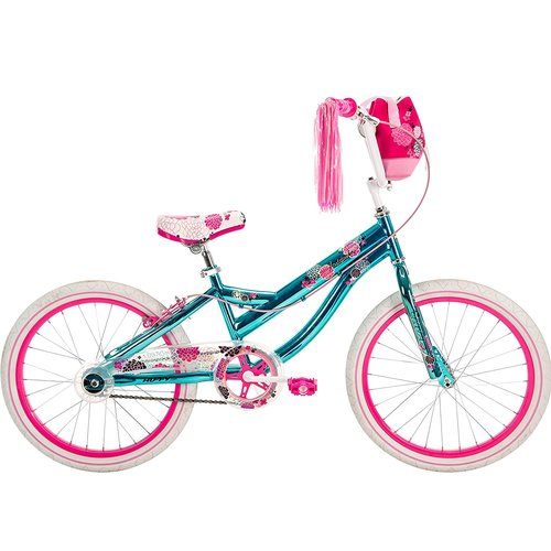 "Huffy 20"""" Jazmin Girls Bike - Metalloid"" 12B-796-23038"
