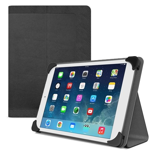 "iLuv Universal Folio Case for 8.9""-10.1"" tablets - Black"