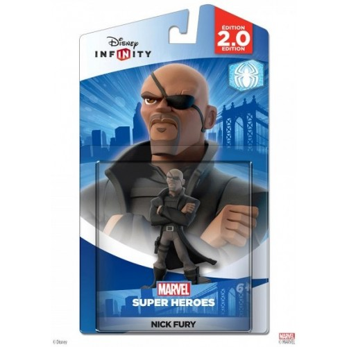 Disney Infinity: Marvel Super Heroes 2.0 Edition - Nick Fury 08A-G58-02574