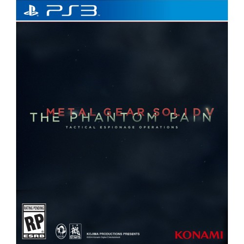Metal Gear Solid V: The Phantom Pain - PlayStation 3 08L-P22-20276
