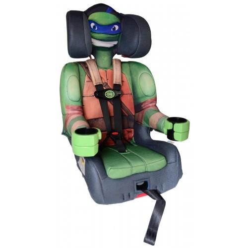 Kids Embrace Ninja Turtle Harness Booster Seat 46R-Q94-65500LEO