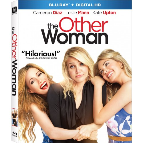 The Other Woman - Blu-ray + Digital HD 36C-G30-FOXBR2293002