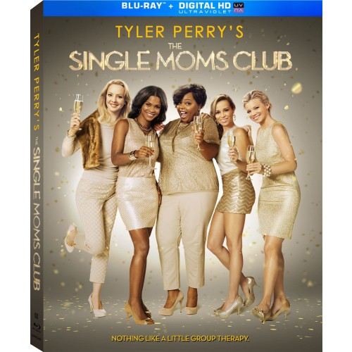 Tyler Perry's Single Moms Club - Blu-ray + Digital HD Ultraviolet 36C-G30-LGEBR45530