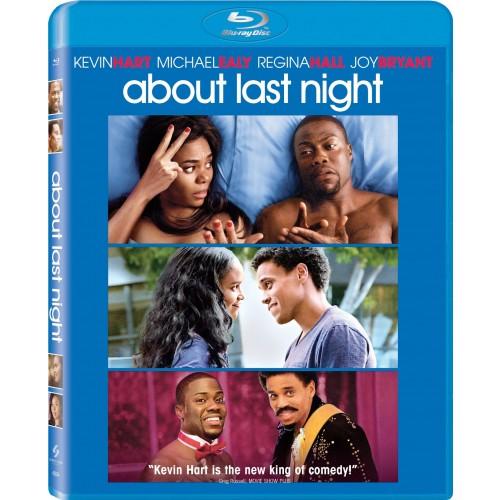 About Last Night - Blu-Ray + Digital HD 36C-G30-COLBR43624