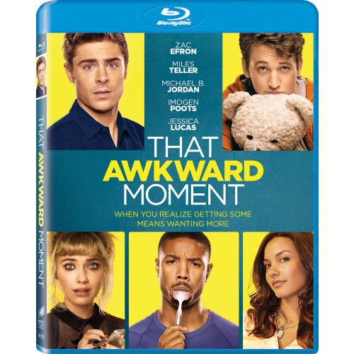 That Awkward Moment - Blu-Ray + Digital HD 36C-G30-COLBR44108