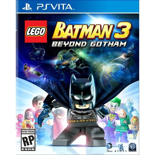 LEGO Batman 3: Beyond Gotham - PlayStation Vita 08M-P22-27277