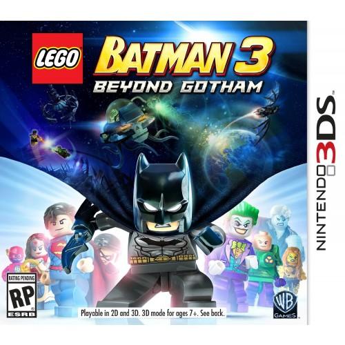 LEGO Batman 3: Beyond Gotham - Nintendo 3DS 08O-P22-27413