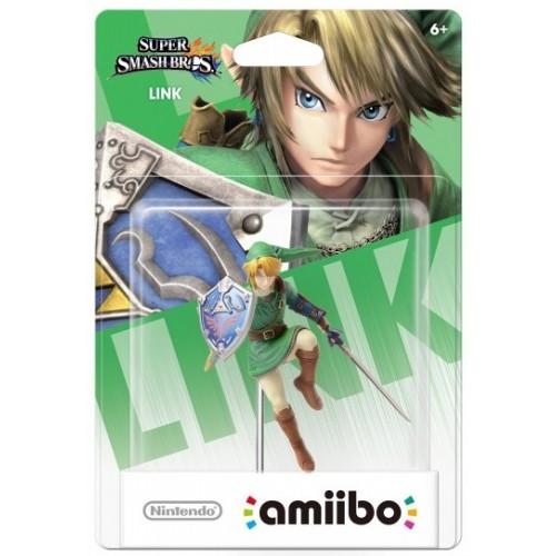 Link amiibo - Nintendo Wii U / 3DS 08A-G58-91701