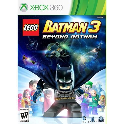 LEGO Batman 3: Beyond Gotham - Xbox 360 08P-P22-27253