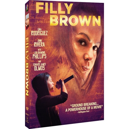 Filly Brown - DVD 36D-G30-GTEDID9347D