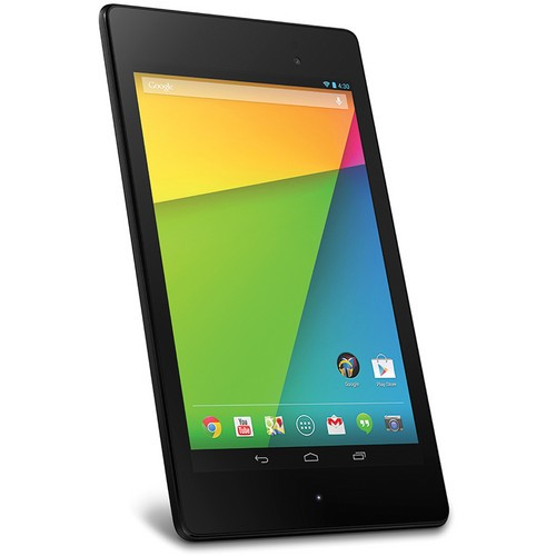 "Asus NEXUS7ASUS2B 7"" Tablet  / 2GB RAM / 16GB HDD / Snapdragon S4 Pro 8064 Processor - Black"