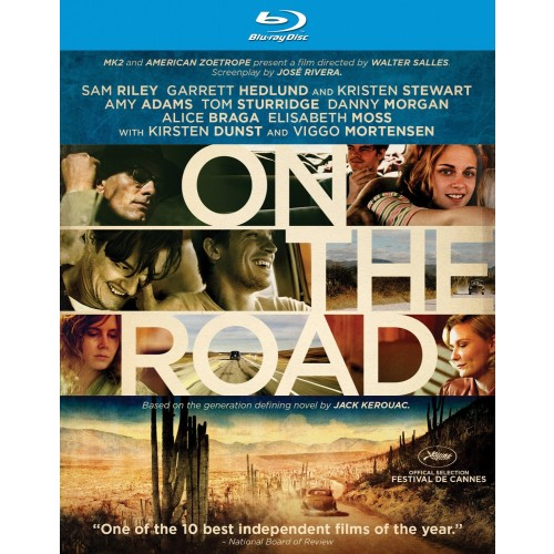 On the Road - Blu-ray 36D-G30-MPIBRIFC1905