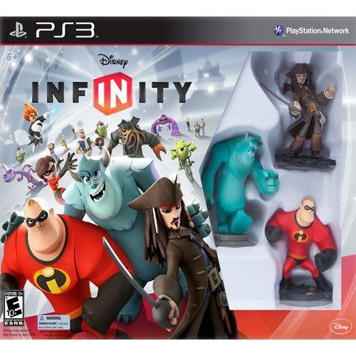 Infinity Starter Pack - PlayStation 3 08L-G58-02361