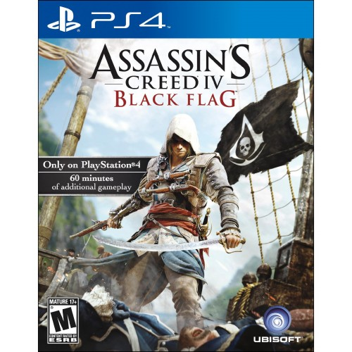 Assassin's Creed IV: Black Flag - PlayStation 4 08A-P22-58114