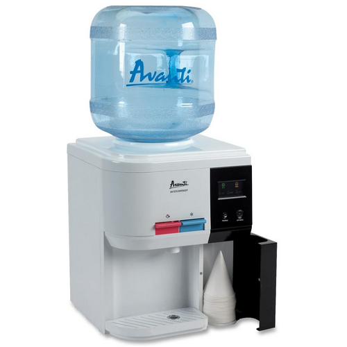 Avanti Hot and Cold Countertop Water Cooler 51A-842-WD31EC
