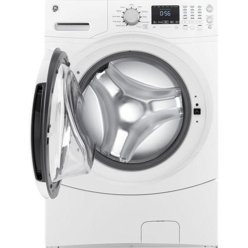 GE GFWN1600JWW 4.3 cu. ft. Front Load Washer - White 52B-422-GFWN1600JWW
