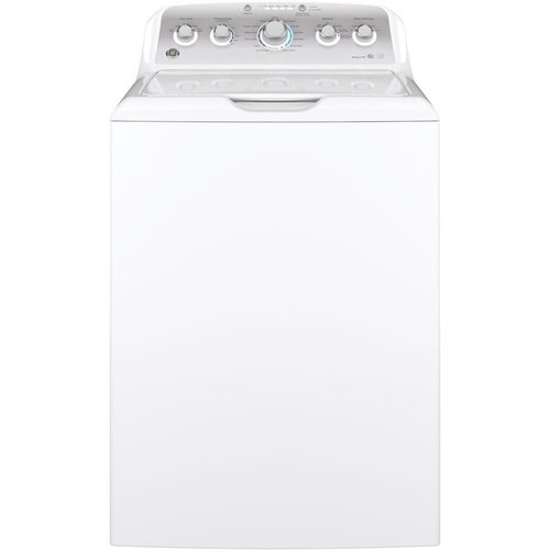 GE GTW485ASJWS 4.2 Cu. Ft. Top Loading Washer - White 52B-422-GTW485ASJWS