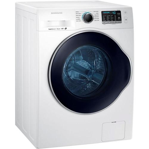 Samsung WW22K6800AW 2.2 cu. ft. High Efficiency Front Load Washer with Super Speed - White 52B-863-WW22K6800AW