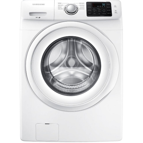 Samsung WF42H5000AW 4.2 cu. ft. Front Load Washer with Smart Care - White 52B-863-WF42H5000AW.