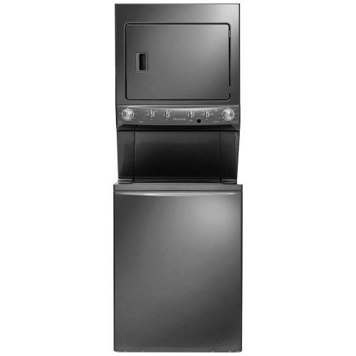 Frigidaire FFLG4033QT 3.8 cu. ft. Top Load Washer and 5.5 cu. ft. Gas Dryer - Classic Slate 52C-695-FFLG4033QT