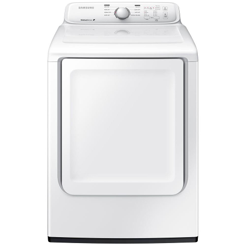Samsung DV40J3000EW 7.2 cu. ft. Electric Dryer - White 53I-863-DV40J3000EW