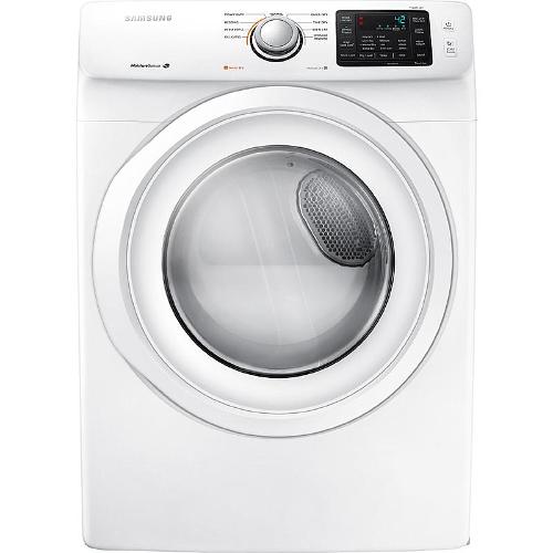 Samsung DV42H5000GW 7.5 cu. ft. Gas Dryer - White 53L-863-DV42H5000GW.