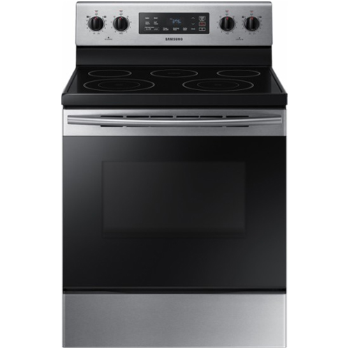Samsung NE59M4310SS 5.9 cu. ft. Freestanding Electric Range - Stainless Steel
