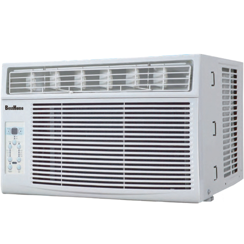BestHome 08CRN1/BI7 8000 BTU Window Air Conditioner 57H-ID0-08CRN1/BI7