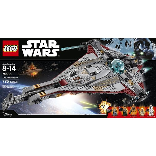 Lego Star Wars The Arrowhead 12L-P67-75186