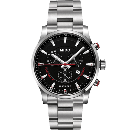 Mido Multifort Chronograph Men's Watch