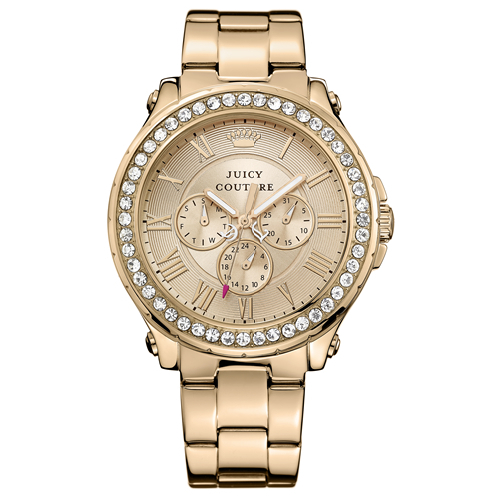 Juicy Couture Women's Pedigree Timepiece