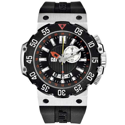 CAT Men's Deep Ocean Analog Watch - Black