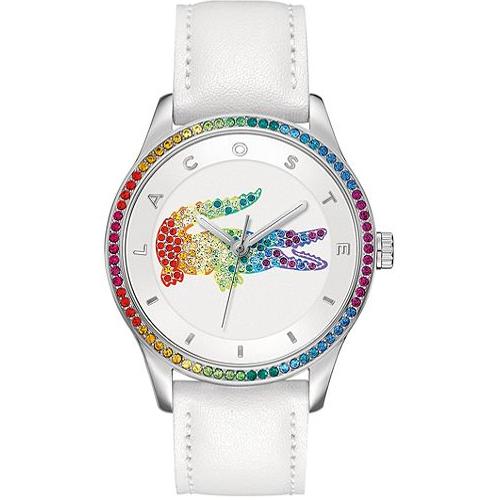 Lacoste Victoria Women's Watch - White