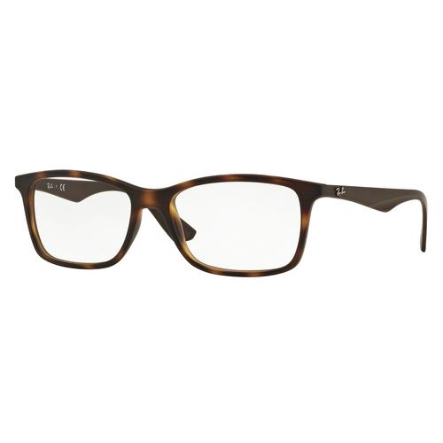 Ray-Ban RX7047 Eyeglasses - Matte Havana 67C-G65-RX70475573