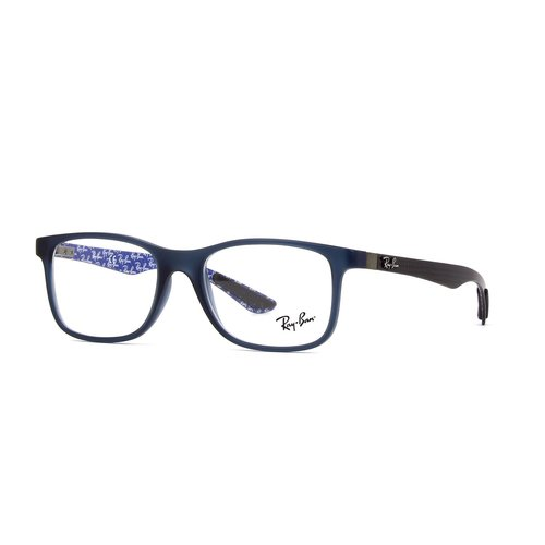 c52155e21f0a1 Ray-Ban RX8903 Eyeglasses - Matte Blue Black Multicolor