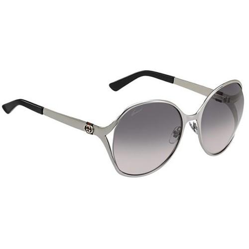 Gucci GG 4280/S Sunglasses - Ruthenium Grey / Grey Gradient