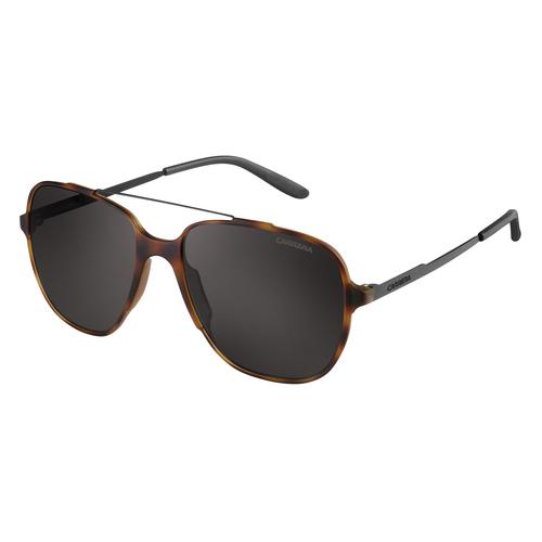 Carrera 119/S Sunglasses - Havana Black / Brown Gray