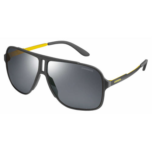 Carrera 122/S Sunglasses - Gray / Black Mirror