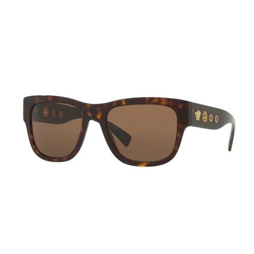 Versace VE4319 Sunglasses - Havana / Brown