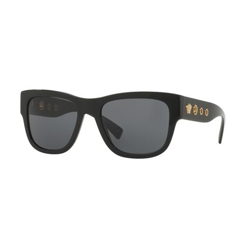 Versace VE4319 Sunglasses - Black / Gray