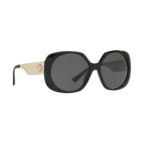 Versace Women's Sunglasses - Black